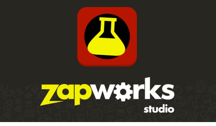ZapWorks Studio Crash Course logo